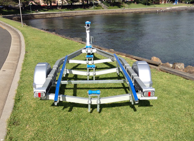 4.6M Boat Trailer