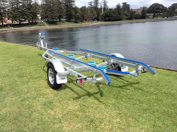 5.2M Boat Trailer